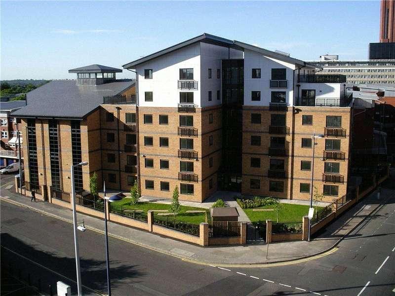 2 Bedrooms Flat for sale in Regal Court, Bishopsgate Street, Birmingham, Birmingham City, B15