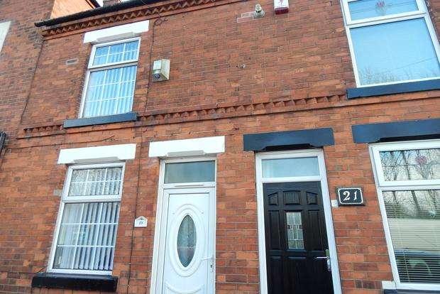 1 Bedroom Terraced House for sale in Washdyke Lane, Hucknall, Nottingham, NG15