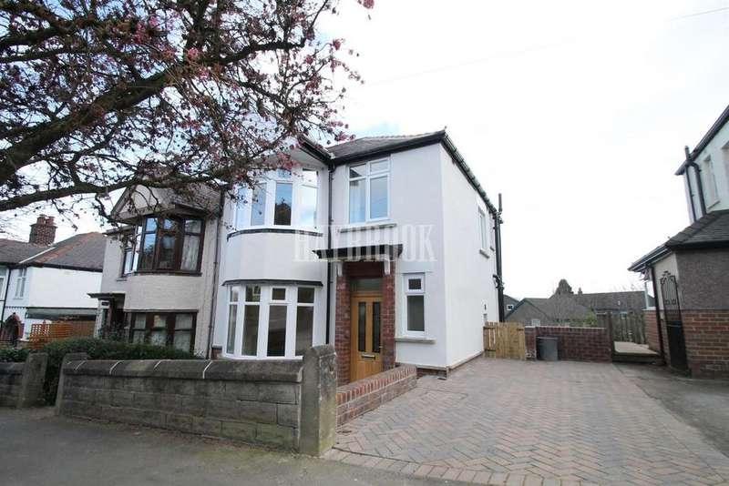 3 Bedrooms Semi Detached House for sale in Greystones Grange Road, Greystones, S11