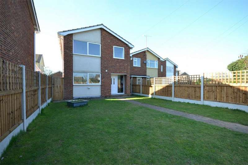 4 Bedrooms Detached House for sale in Broad Street Green Road, Heybridge, Maldon