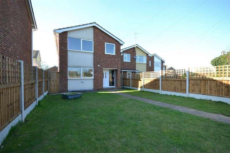 4 Bedrooms Detached House for sale in Broad Street Green Road, Heybridge, Maldon