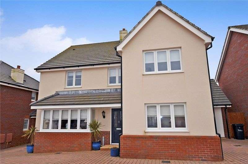 5 Bedrooms House for sale in MIMOSA WAY, ELBERRY GARDENS, PAIGNTON.