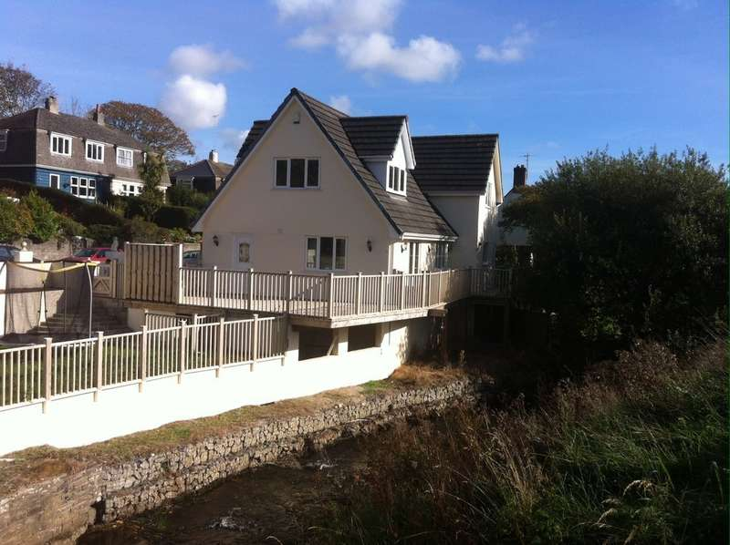 3 Bedrooms Detached House for sale in St Georges Villas, Truro