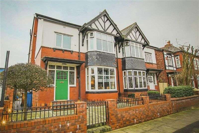 4 Bedrooms Semi Detached House for sale in Ellastone Road, Salford, Greater Manchester