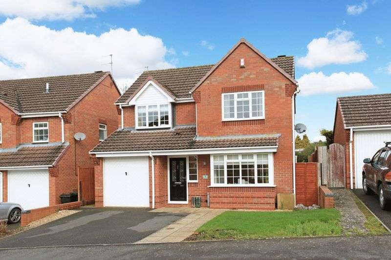 4 Bedrooms Property for sale in 1 Dyas Close, Shifnal