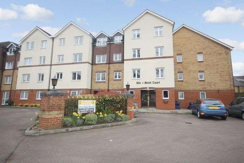 2 Bedrooms Retirement Property for sale in Silver Birch Court, Cheshunt, EN8 8LZ