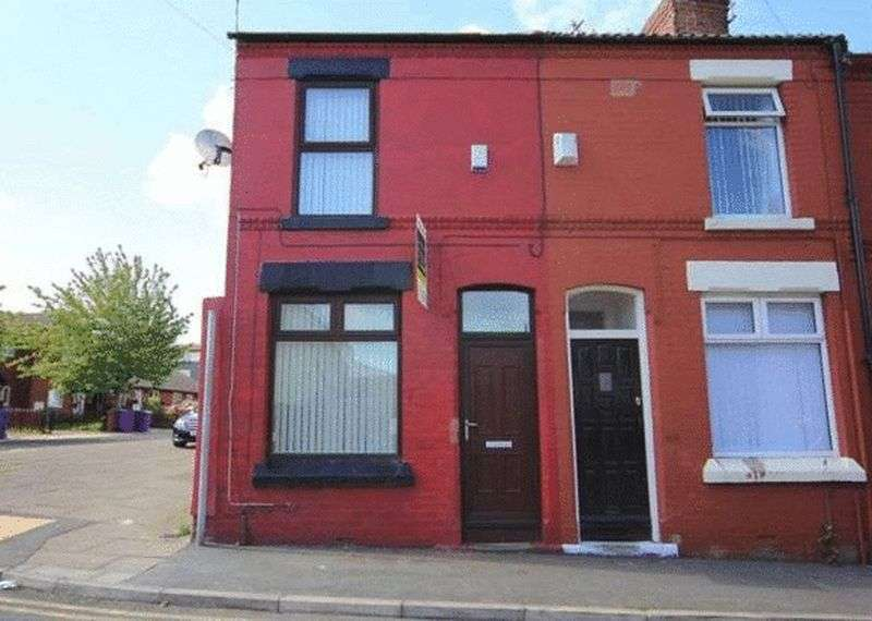 2 Bedrooms House for sale in 64 Day Street, Liverpool