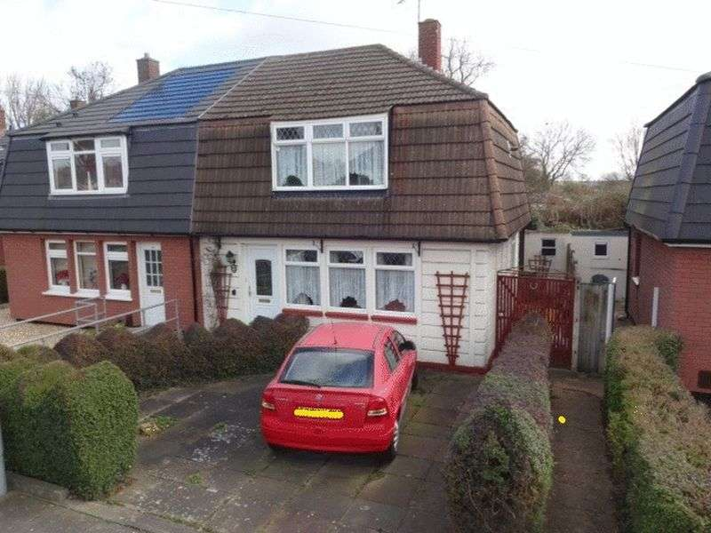3 Bedrooms Semi Detached House for sale in Ambleside, Luton