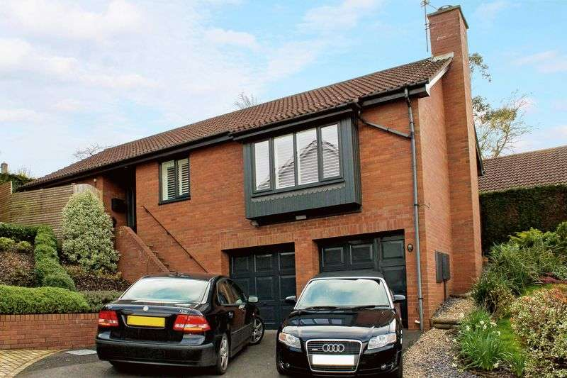 3 Bedrooms Detached House for sale in Springfield Road, Portishead