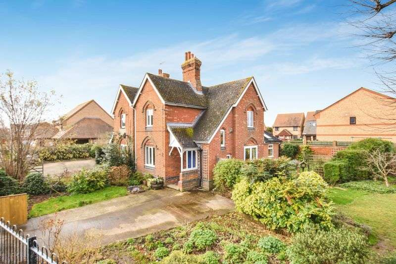 3 Bedrooms Cottage House for sale in Wilsham Road, Abingdon