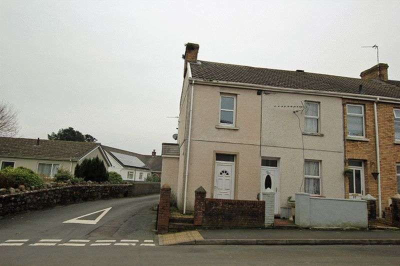 2 Bedrooms Terraced House for sale in STATION ROAD, KIDWELLY