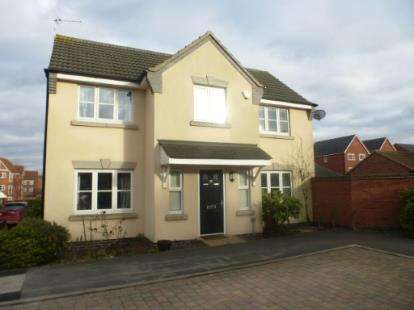4 Bedrooms Detached House for sale in Magdalene Drive, Mickleover, Derby, Derbyshire