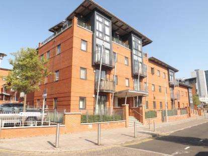 3 Bedrooms Flat for sale in Rickman Drive, Birmingham, West Midlands, England