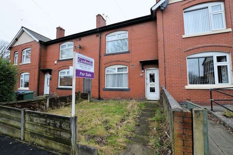 2 Bedrooms Terraced House for sale in Spruce Avenue, Bury