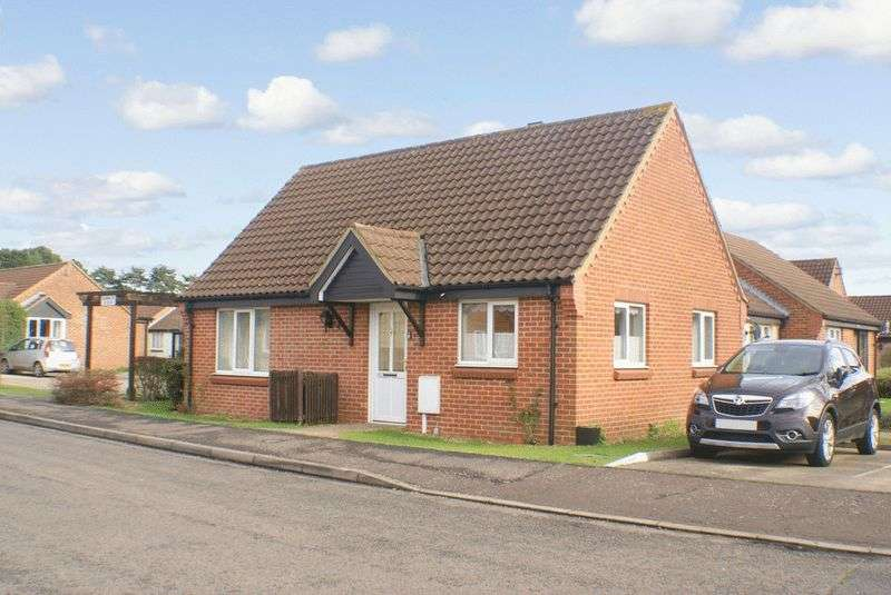 2 Bedrooms Retirement Property for sale in Sheraton Close, Northampton, NN3 2NQ