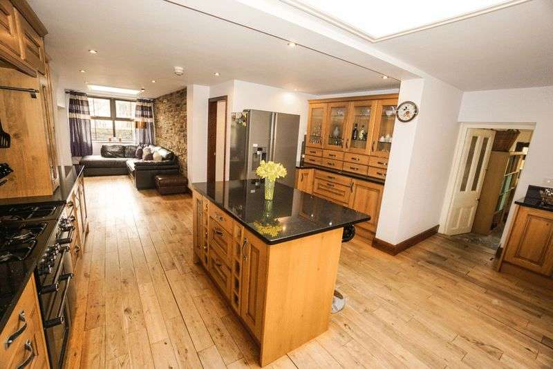 5 Bedrooms Detached House for sale in Hordern Cottage, Rivington Road, Belmont