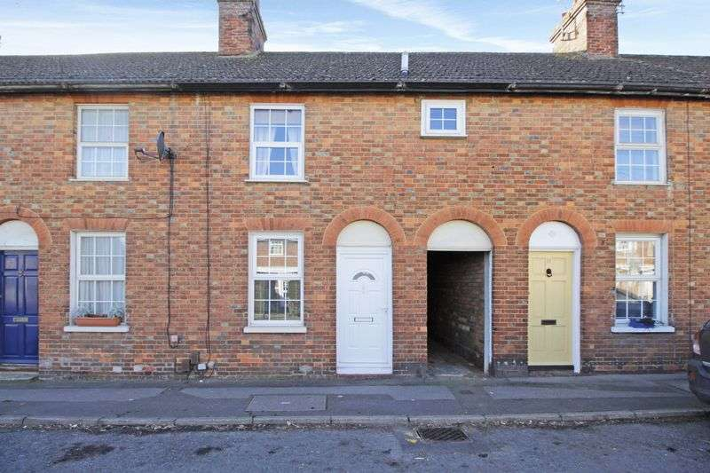 2 Bedrooms Terraced House for sale in The Row, Edenbridge