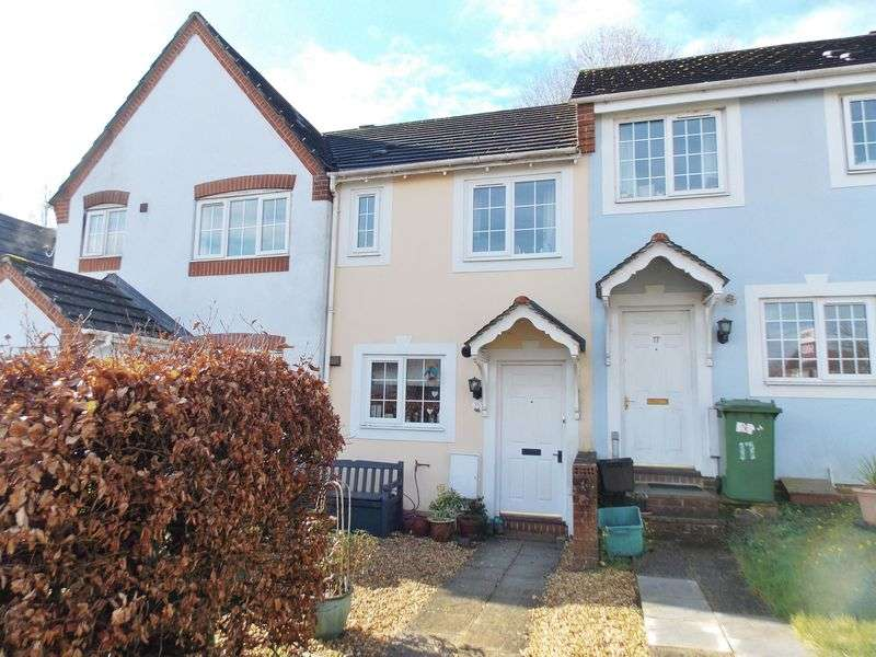 2 Bedrooms Terraced House for sale in Cabell Court, Frome