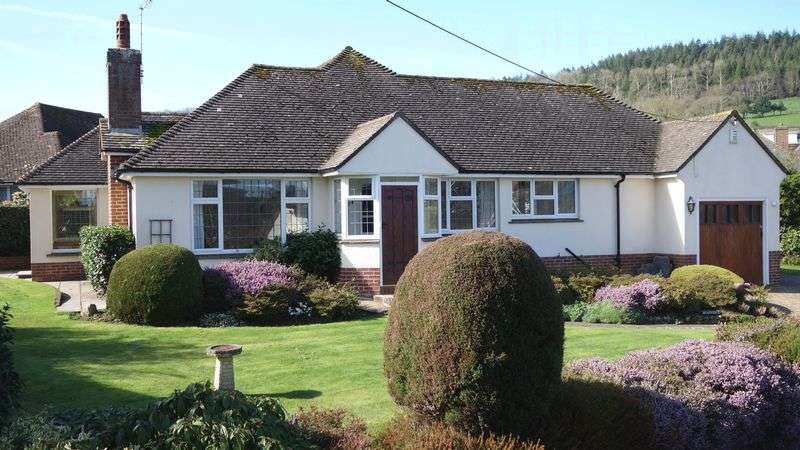 2 Bedrooms Detached Bungalow for sale in Cotmaton Road, Sidmouth