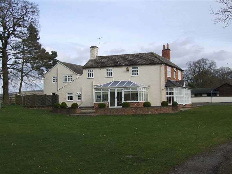 3 Bedrooms Detached House for sale in Owersby Moor, Market Rasen, Lincolnshire