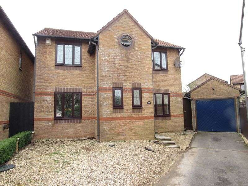 3 Bedrooms Detached House for sale in Meirwen Drive Culverhouse Cross Cardiff CF5 4ND
