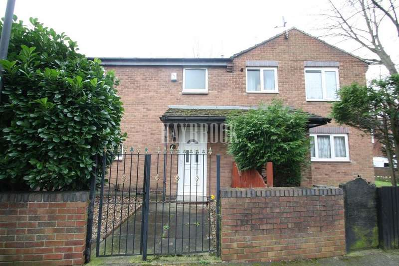 2 Bedrooms Semi Detached House for sale in Sheffield