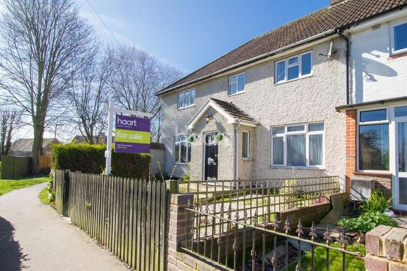 5 Bedrooms End Of Terrace House for sale in Horseshoe Lane, Watford, WD25