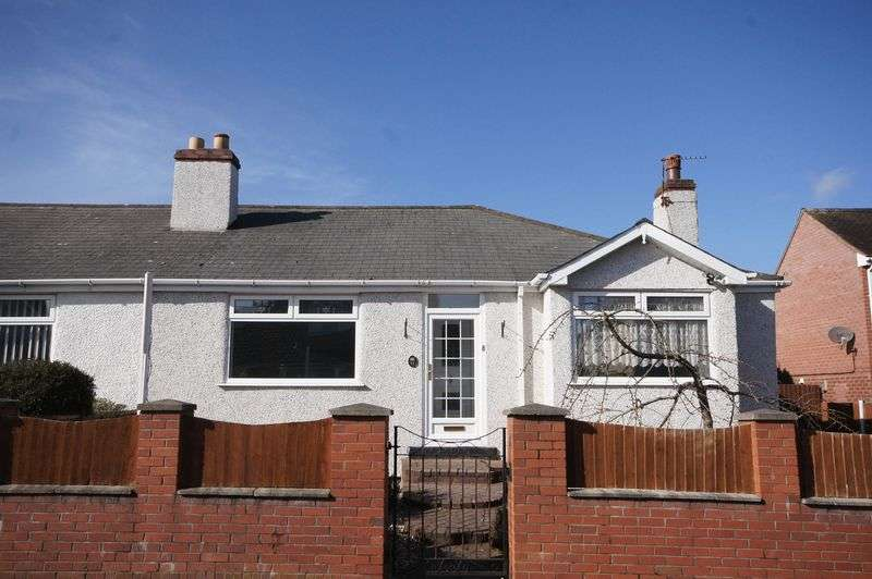 3 Bedrooms Semi Detached Bungalow for sale in Shrewsbury Road, Heswall