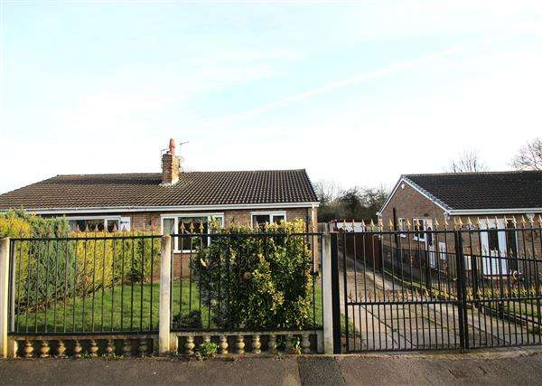 3 Bedrooms Bungalow for sale in Barnsdale Way, Upton