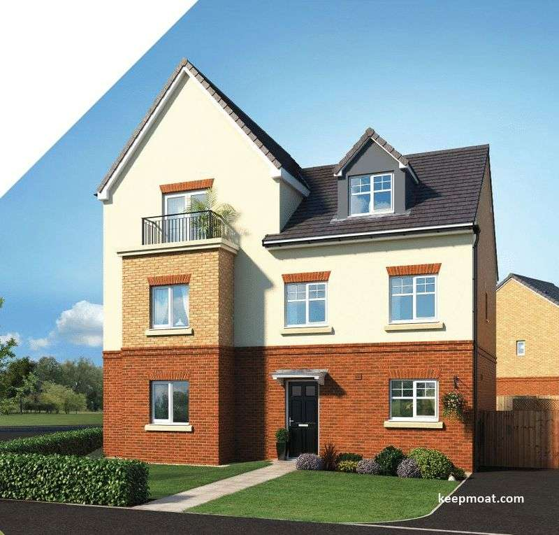 3 Bedrooms Detached House for sale in Gibfield Park Avenue, Manchester