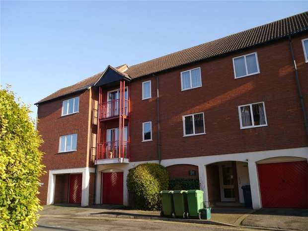 2 Bedrooms Flat for sale in Back of Avon, Tewkesbury, Gloucestershire