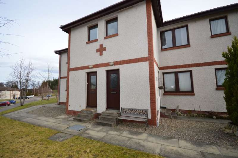 2 Bedrooms Flat for sale in Murray Terrace, Smithton, Inverness, IV2