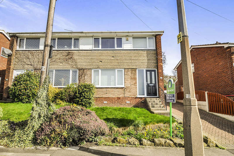 4 Bedrooms Semi Detached House for sale in Shelley Drive, Barnsley, S71
