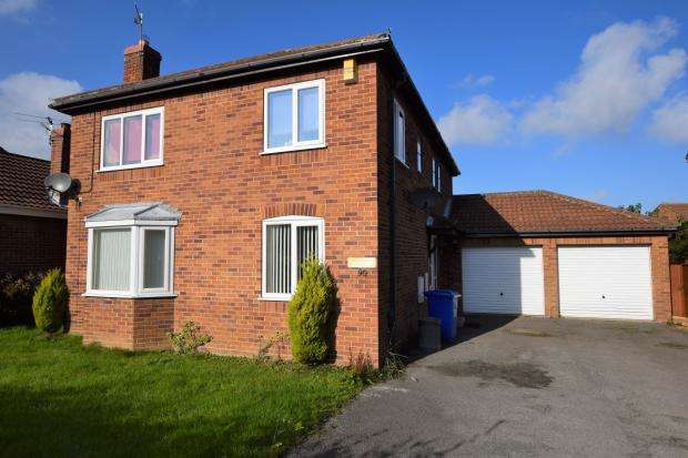 4 Bedrooms Detached House for sale in Hovingham Drive, Scarborough, North Yorkshire YO12 5DT
