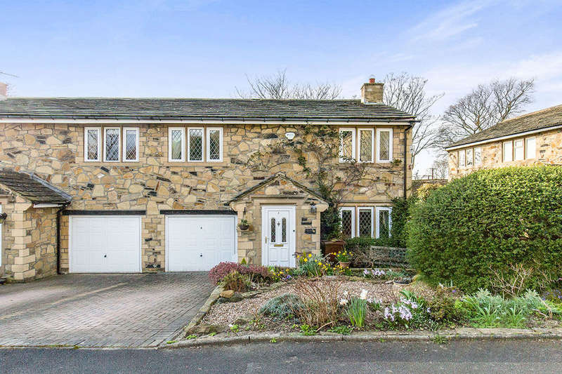 3 Bedrooms Property for sale in Thornfield Mews, Micklethwaite, Bingley, BD16