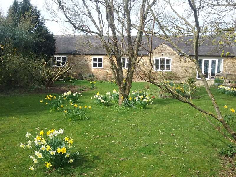 4 Bedrooms Detached House for sale in Chittoe Heath, Bromham, Chippenham, Wiltshire, SN15