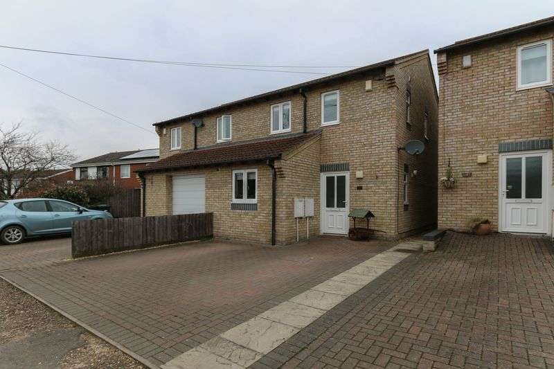 2 Bedrooms Semi Detached House for sale in The Row, Sutton