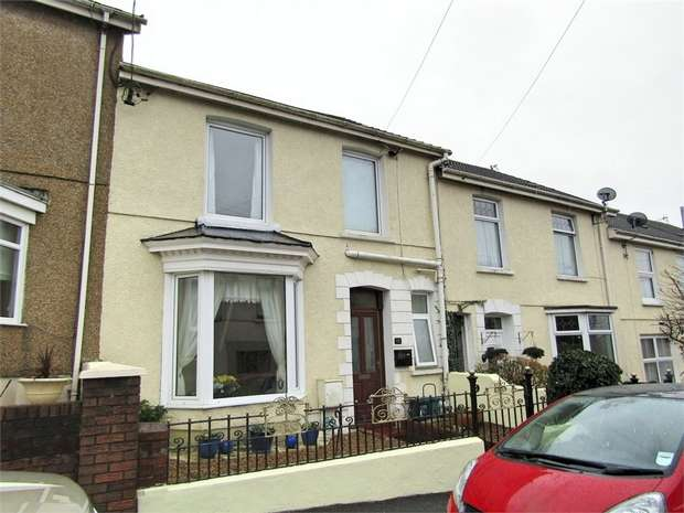 3 Bedrooms Terraced House for sale in Station Road, Bynea, Llanelli, Carmarthenshire