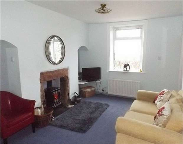 2 Bedrooms Terraced House for sale in North Terrace, Loftus, Saltburn-by-the-Sea, North Yorkshire