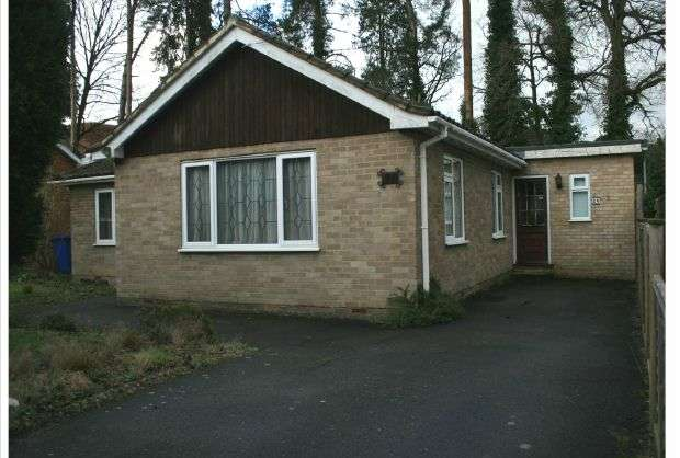 2 Bedrooms Detached Bungalow for sale in SUNNINGHILL 2 Bedroom Detached Bungalow Drive, Garden