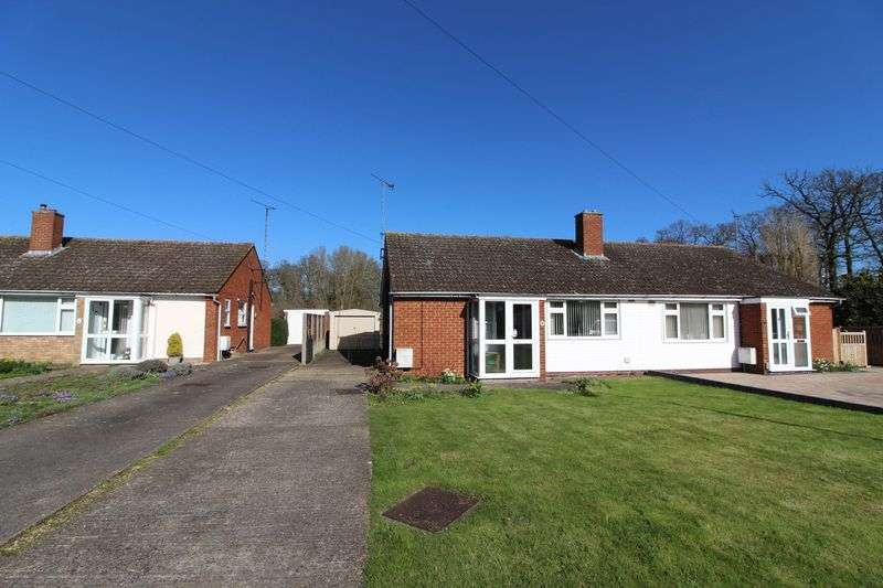 2 Bedrooms Semi Detached Bungalow for sale in Ambleside, Aylesbury