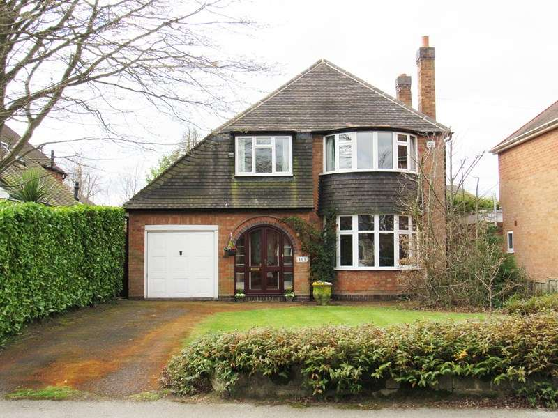 3 Bedrooms Detached House for sale in Bryanston Road, Solihull
