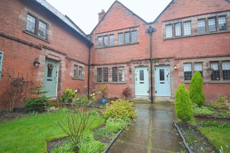 2 Bedrooms Terraced House for sale in Soarer Cottages, Gateacre
