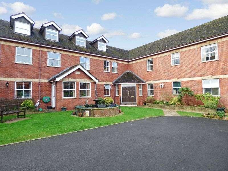1 Bedroom Retirement Property for sale in Merrievale Court, Malvern, WR14 3NE