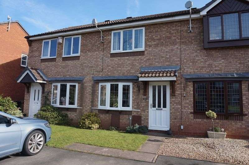 2 Bedrooms Terraced House for sale in Britannia Road, Walsall
