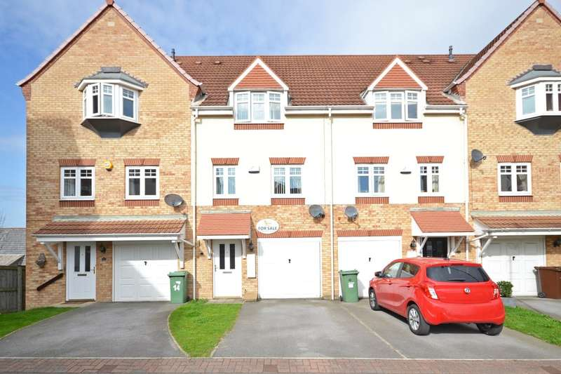 3 Bedrooms Town House for sale in Sandpiper Mews , Calder Grove