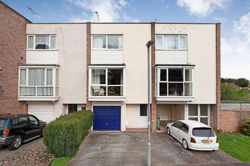 3 Bedrooms Terraced House for sale in Chepstow Avenue, Bridgwater