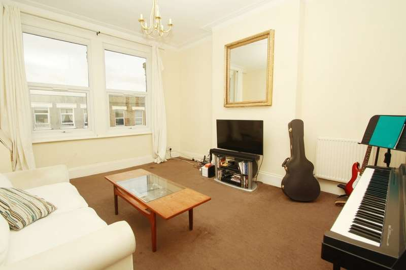 2 Bedrooms Flat for sale in Chamberlayne Road, Kensal Rise NW10