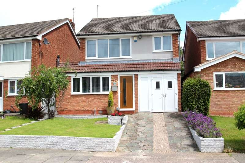 3 Bedrooms Detached House for sale in Copperbeech Close, Birmingham
