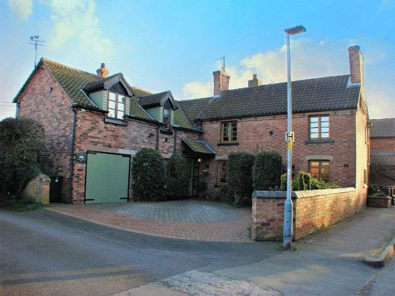 4 Bedrooms Detached House for sale in Julian Cottage, Shelford